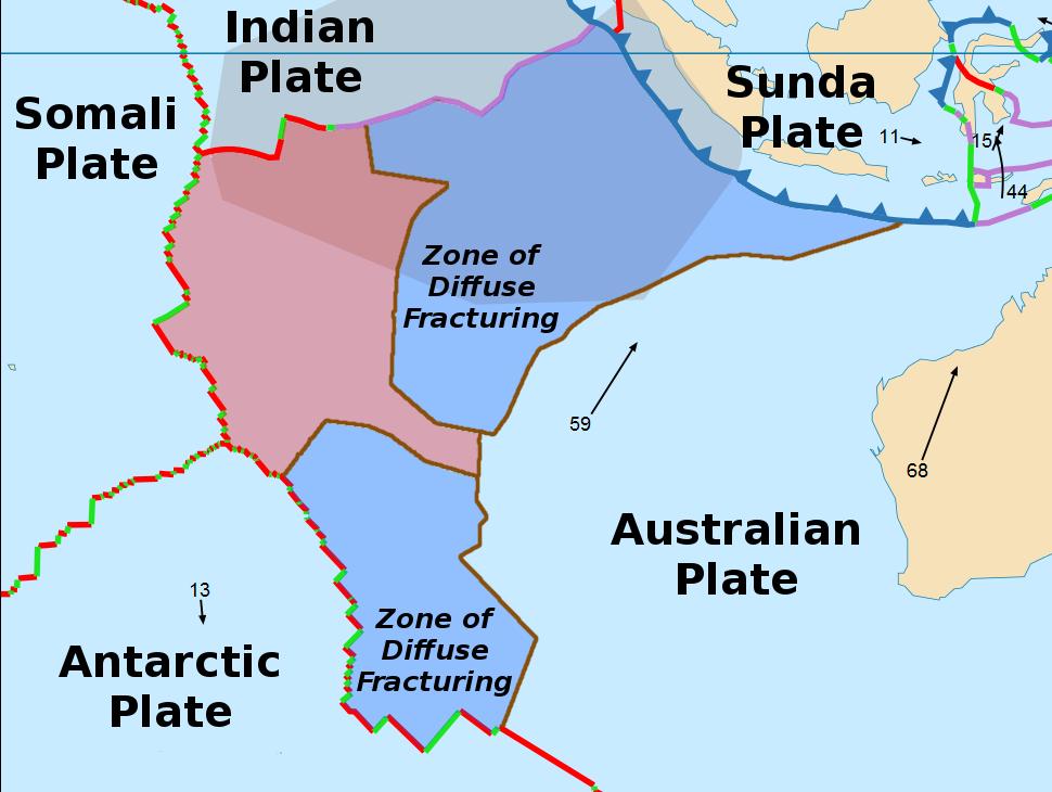 The Capricorn Plate