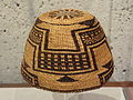 Captain Jack's cap, chief of the Modocs, obtained just after the Modoc War - Oakland Museum of California - DSC05150.JPG