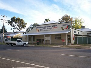 Cardross, Victoria - Cardross General Store