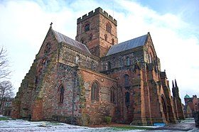 image illustrative de l'article Cathédrale de Carlisle