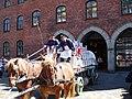 Carlsberg horse-drawn bewery wagon fl.jpg