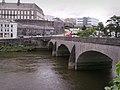 Carmarthen bridge over Afon Towy - geograph.org.uk - 3007505.jpg