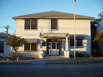 Carrabelle, Florida - Local history museum