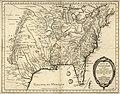 Carte de la Louisiane et des pays voisins, dédiée à M. Rouillé, sécretaire d'État, ayant le Département de la marine. LOC 74692884.jpg