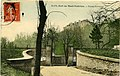 Carte postale - 16-298 - Le Fort du Mont-Valérien - entrée principale (colorisée) - Recto.jpg
