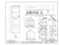 Casa Del Rancho Camulos, State Highway 12 (5164 East Telegraph Road), Piru, Ventura County, CA HABS CAL,49-PET.V,1- (sheet 9 of 16).png
