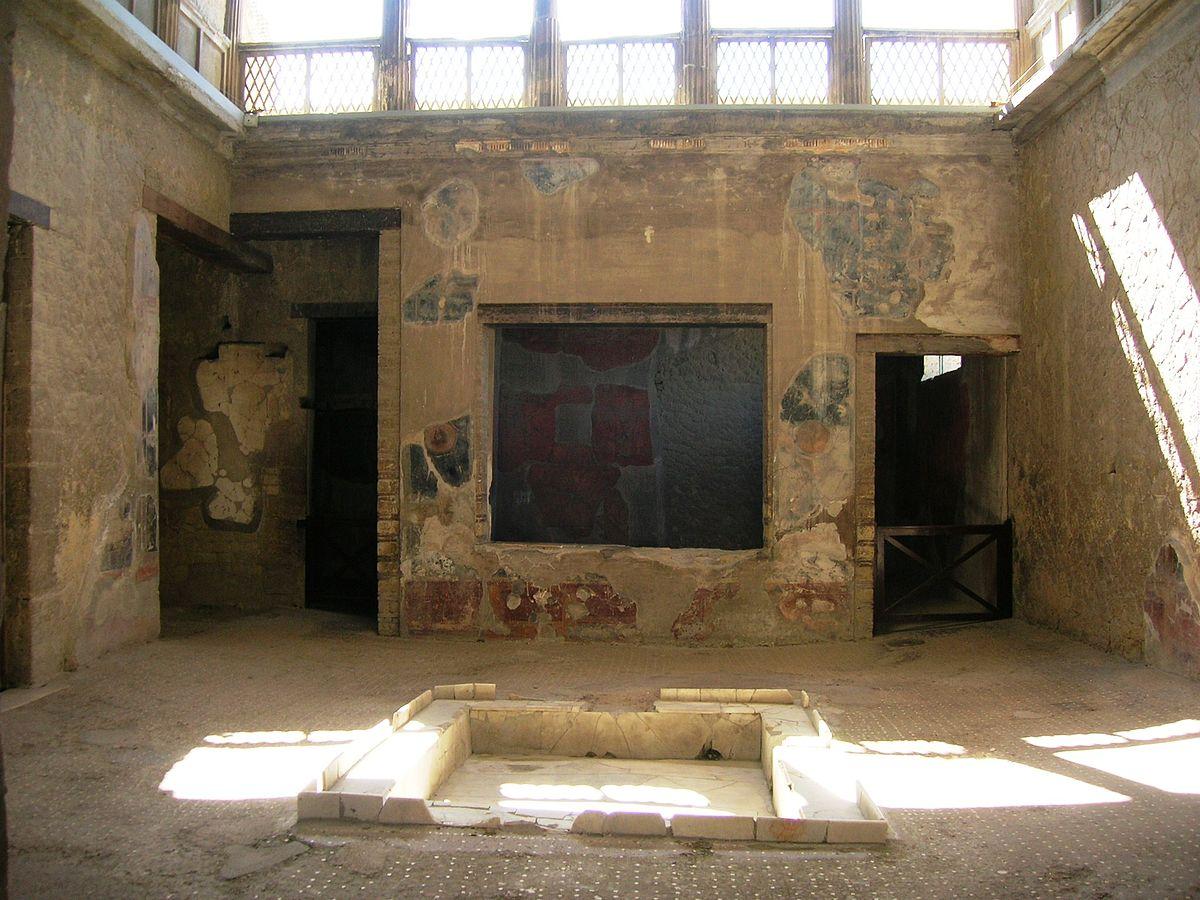 Villa Roman Del Ii Secolo