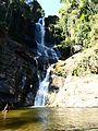 Cascada el Chorreron Dentro del Parque nacional Henri Pittier.jpg
