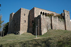 Castle of Vallparadís