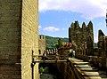 Castelo de Guimarães Acesso a Torre de Menagem.JPG