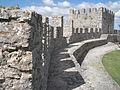 Castelo de Montemor-o-velho (muralha vista de dentro).JPG
