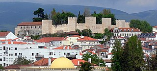 Torres Novas Municipality in Centro, Portugal