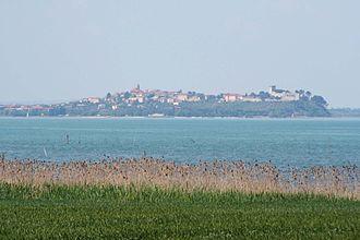 Castiglione del Lago - View of the town