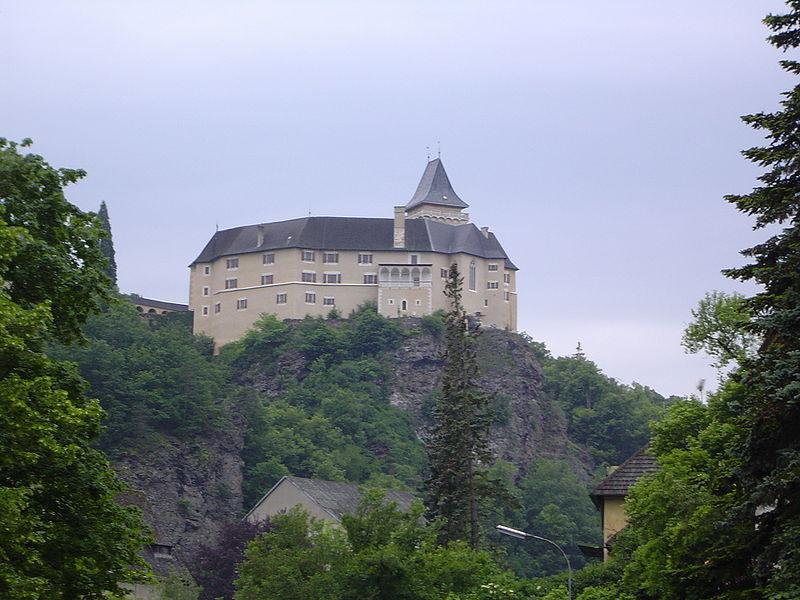 Файл:Castillo Rosenburg - Austria (01).jpg