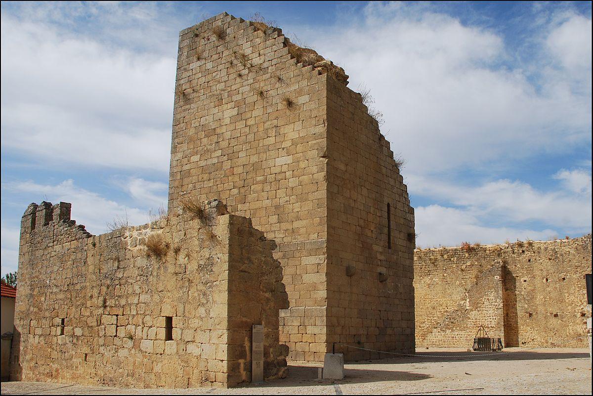 Castle Of Miranda Do Douro
