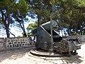 Castillo de Montjuic, cañon.jpg