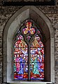 Castleboy St. Patrick's Church Interior East Window by Evie Hone 2019 09 11.jpg