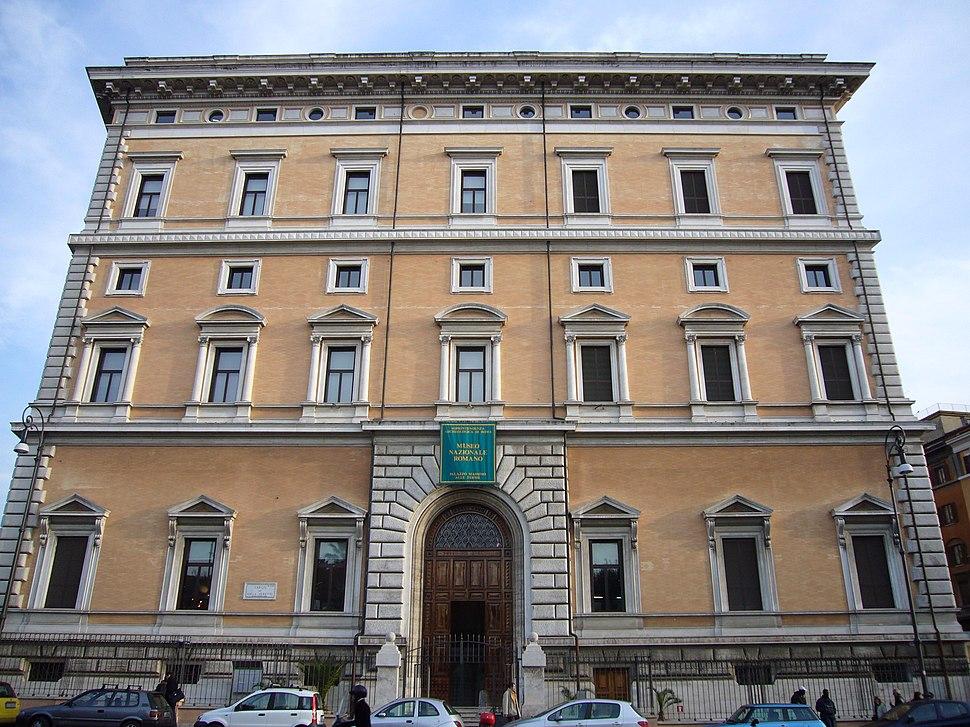 Castro Pretorio - MNR Palazzo Massimo 1010397