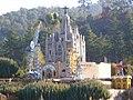 Catalunya en Miniatura-Tibidabo i Temple Expiatori del Sagrat Cor 1.JPG