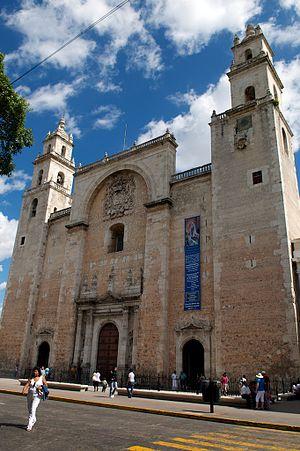 Mérida, Yucatán - Cathedral of Mérida (1598)