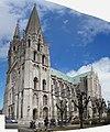 Cathédrale Notre-Dame de Chartres from the southwest.jpg