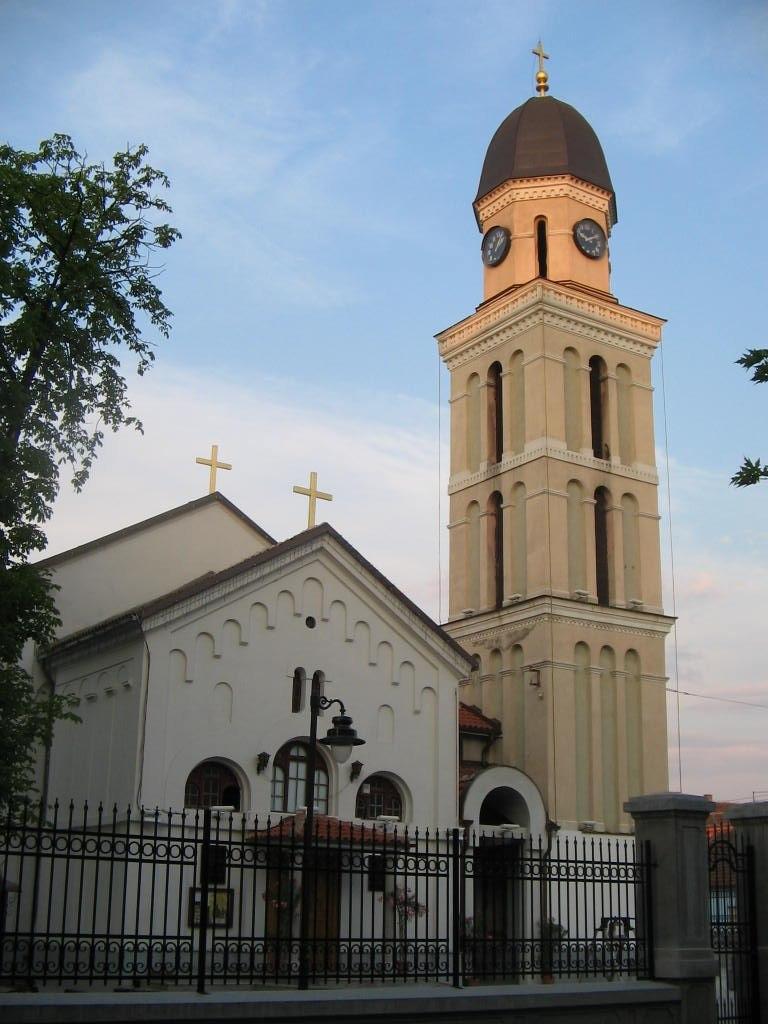 Cathédrale orthodoxe de Zaječar