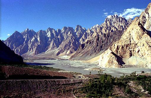 Cathedral Ridge Passu NEFrontier Pakistan