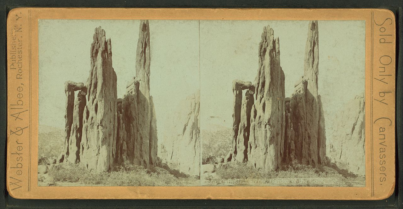 File Cathedral Spires Garden Of The Gods Col From