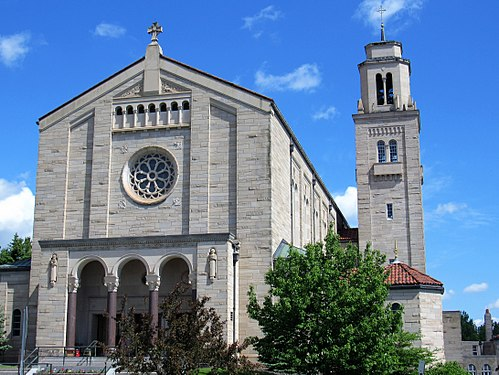 the cathedral of our lady of The cathedral of our lady of lourdes in spokane wa serves the diocese of spokane this catholic church is the seat of bishop cupich, the bishop of the spokane diocese father darin connall is the rector of the parish.
