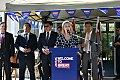 Catherine Arnold addresses attendees at the Queen's Birthday Party 2017 2.jpg
