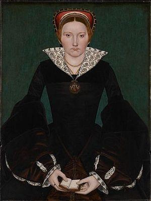 Cecily Bodenham - Portrait alleged to be of Cecily Bodenham