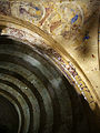 Ceiling frescoes, Cormac's Chapel, the Rock of Cashel.jpg