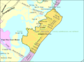 Census Bureau map of Avalon, New Jersey.png