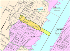 Census Bureau map of Guttenberg, New Jersey.png