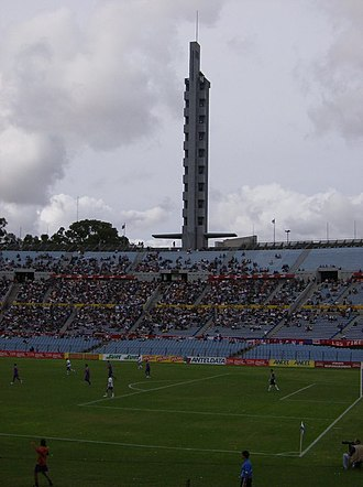 Estadio Centenario - Olympic Tribune