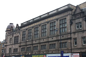 Dunn & Findlay - Central Methodist Hall, Tollcross Edinburgh