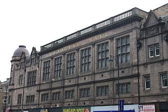 Dunn & Findlay - Central Methodist Hall, Tollcross Edinburgh
