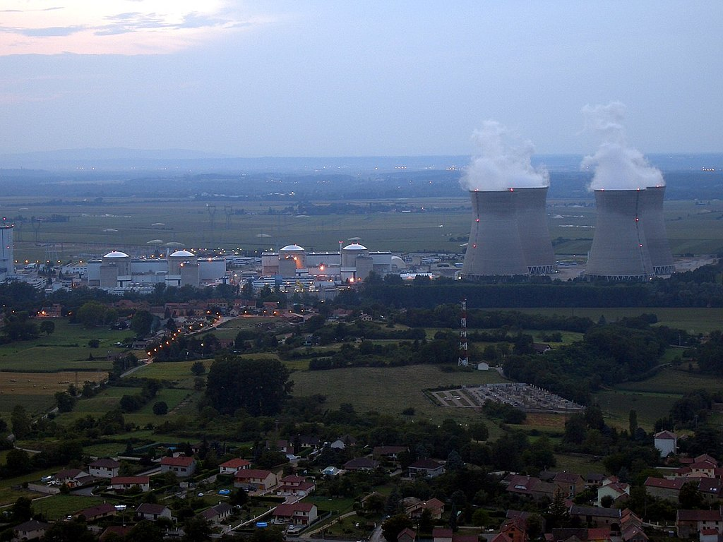 Image illustrative de l'article Centrale nucléaire du Bugey