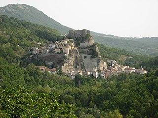 Cerro al Volturno Comune in Molise, Italy