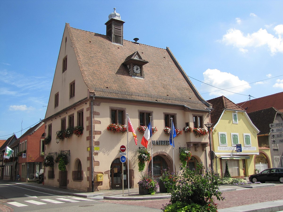 Hotel Alsace Avec Piscine