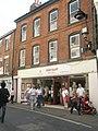 Charity shop in King Street (2) - geograph.org.uk - 1466774.jpg