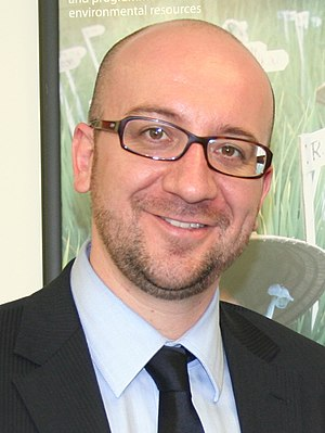 Michel Government - Image: Charles Michel UNDP 2010