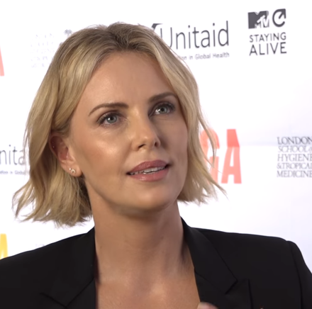 BartCops Movie Hotties - Charlize Theron - Page 47