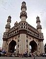 Charminar, Hyderabad (cropped).jpg
