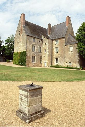 Cousin Bette - Image: Chateau de Sache