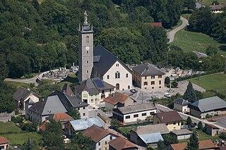 Mercury, Savoie Commune in Auvergne-Rhône-Alpes, France