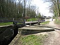 Chesterfield Canal - Thorp Top Treble Lock No 21 - geograph.org.uk - 747548.jpg
