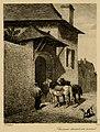 Chevaux devant un portail - Fonds Ancely - B315556101 A LAFOND 3 013.jpg