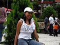 Chica en La colonia Tovar.jpg