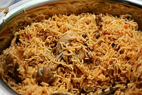 image illustrative de l'article Biryani